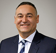 Photo of Con Tragakis, Board member