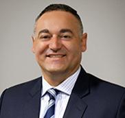 Photo of Con Tragakis, Board member