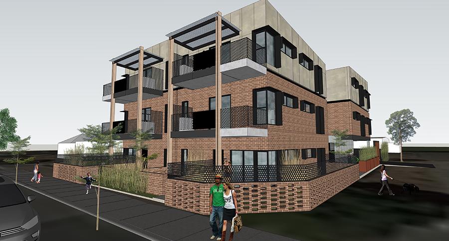 Blair Athol apartments